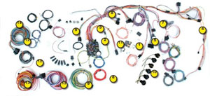 american autowire classic update kits