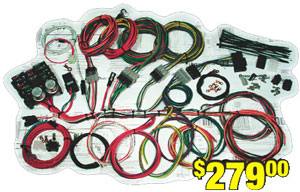 power plus wiring kits
