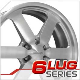 budnik wheels 6 lug series