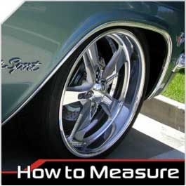 budnik wheels how to measure