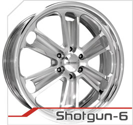 budnik wheels Six-Lug Series shotgun-6