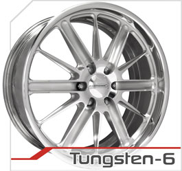 budnik wheels Six-Lug Series tungsten-6