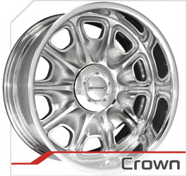 budnik wheels surfaced series crown