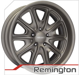 budnik wheels surfaced series remington