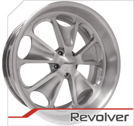 budnik wheels surfaced series revolver