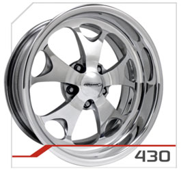 budnik wheels x-series 430