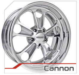 budnik wheels x-series cannon