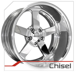 budnik wheels x-series CHISEL