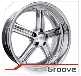 budnik wheels x-series GROOVE
