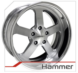 budnik wheels x-series hammer