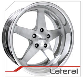 budnik wheels x-series lateral