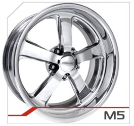budnik wheels x-series m5
