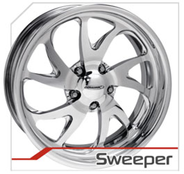 budnik wheels x-series sweeper