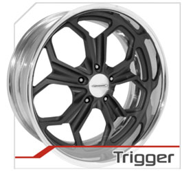 budnik wheels x-series trigger