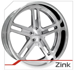 budnik wheels x-series zink